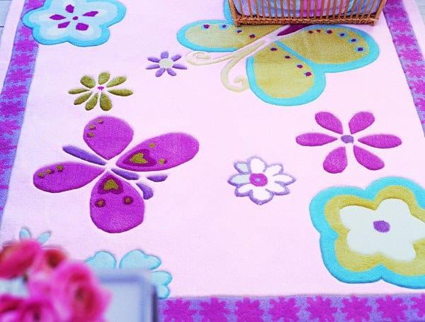 Alfombras infantiles para la decoraci n del dormitorio de - Alfombras para ninos ...
