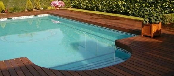 hacer una piscina