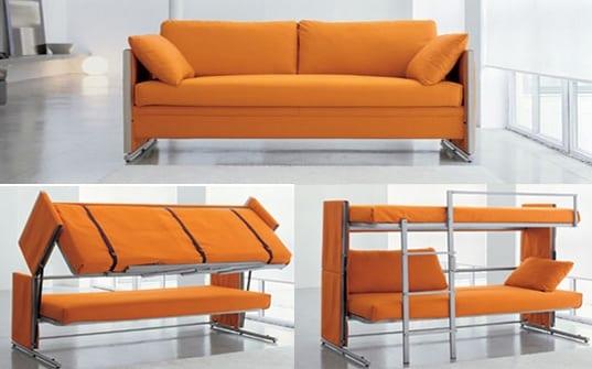 Sofás cama cómodos, modelos e ideas que no te puedes perder