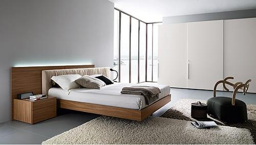 dormitorios matrimonio diseño italiano