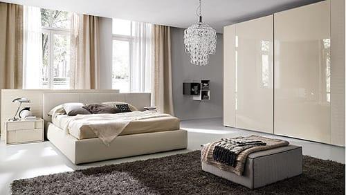 dormitorios de matrimonio modernos minimalista