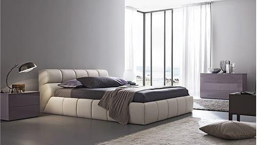 dormitorios de matrimonio modernos minimalistas