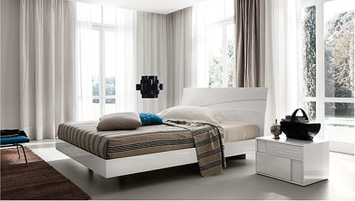dormitorios diseño italiano modernos