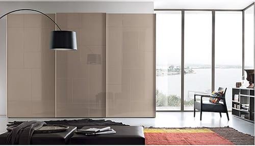 dormitorios de matrimonio diseño moderno minimalista