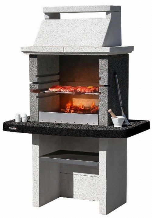 Cocina y barbacoa al aire libre for Modelos de cocinas al aire libre