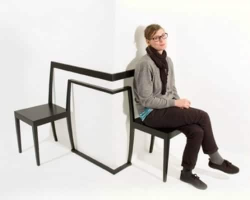 sillas originales diseño escandinavo
