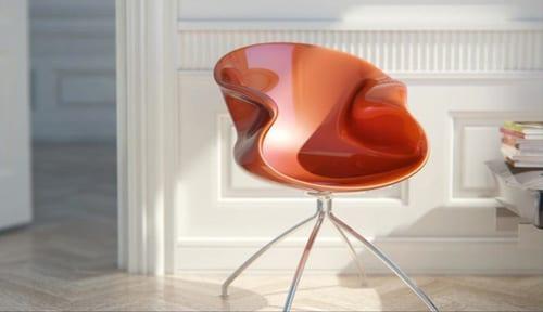 sillas ergonomicas de diseño