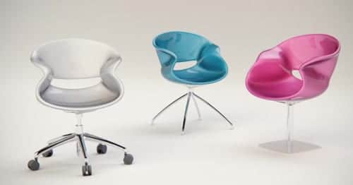 eidos seating design nuvist 3 Sillas Ergonómicas de Nuvist