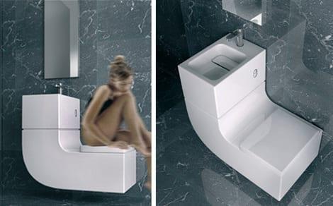 inodoro  lavabo