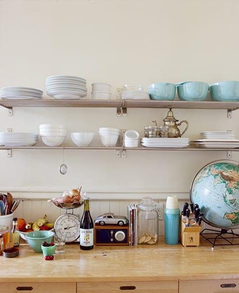 Ordena tu cocina con baldas y estantes - Ikea baldas cocina ...