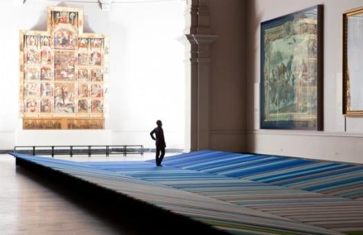 boroullec textil field london design festival