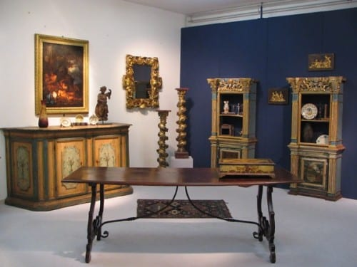 Pautas para reconocer antiguedades y el estilo antiguo - Muebles estilo antiguo ...