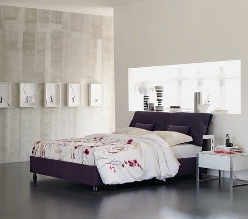 Flou: camas para el dormitorio