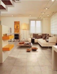 Pisos de cerámica, la belleza de la piedra en casa