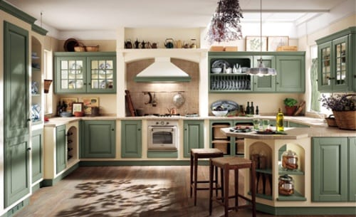 Best Cucina Stile Country Images - Ideas & Design 2017 ...