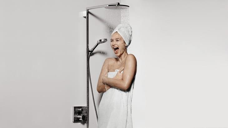 duchas relajantes