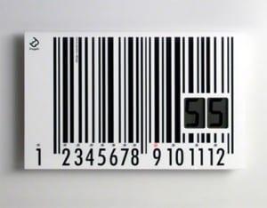 reloj Alt, reloj código de barras