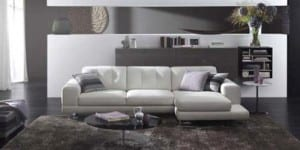 Novedades de sofás Natuzzi