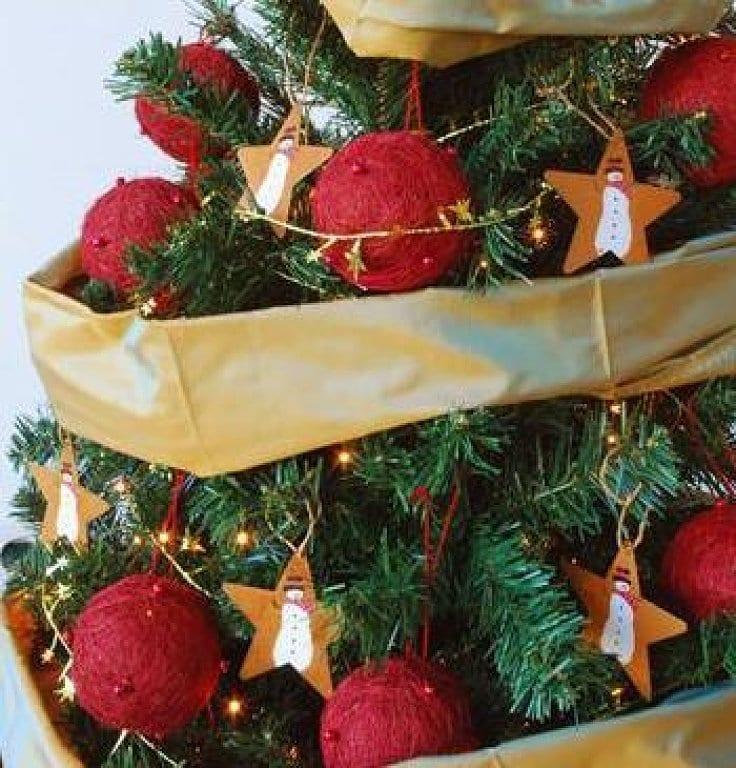 Decoración de tu árbol de Navidad