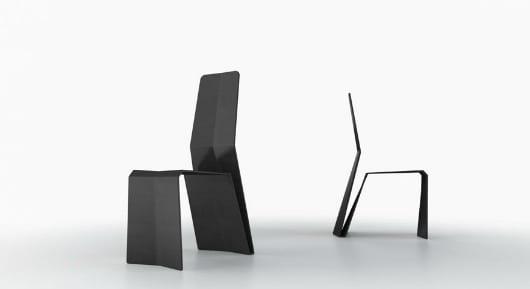 katra chair silla minimalista fibra de ramio