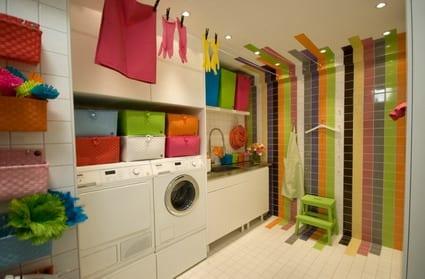 lavadero decorado