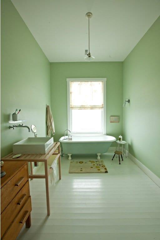 cuarto de baño estilo escandinavo
