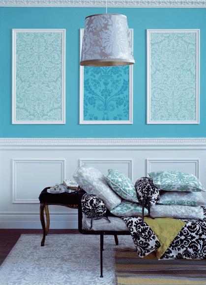 Molduras en las paredes - Molduras decorativas poliestireno ...