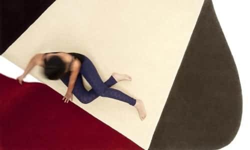 alfombras con formas
