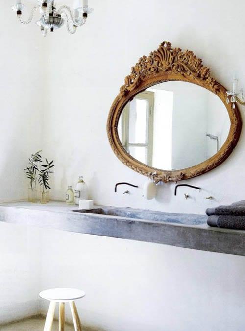 accesorios femenino baño