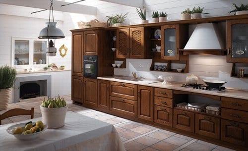 Decoración y muebles de cocina