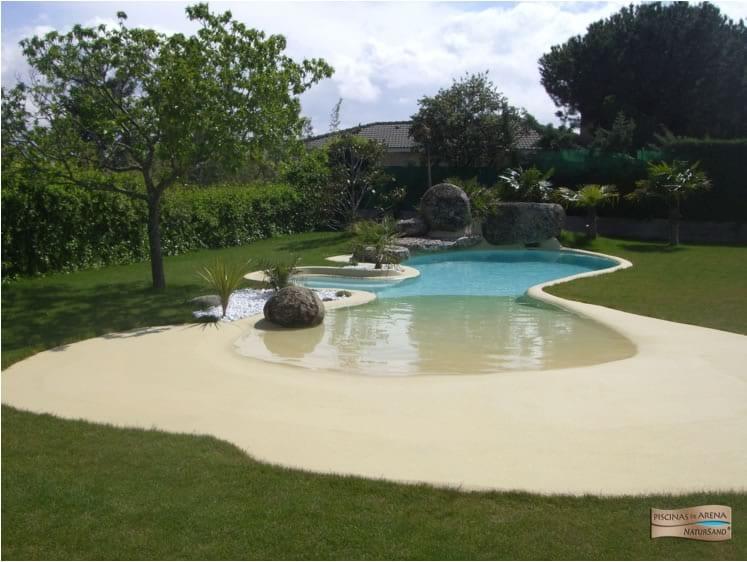 piscinas de arena On piscinas con arena