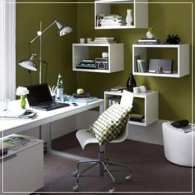 4 pautas para crear tu oficina en casa