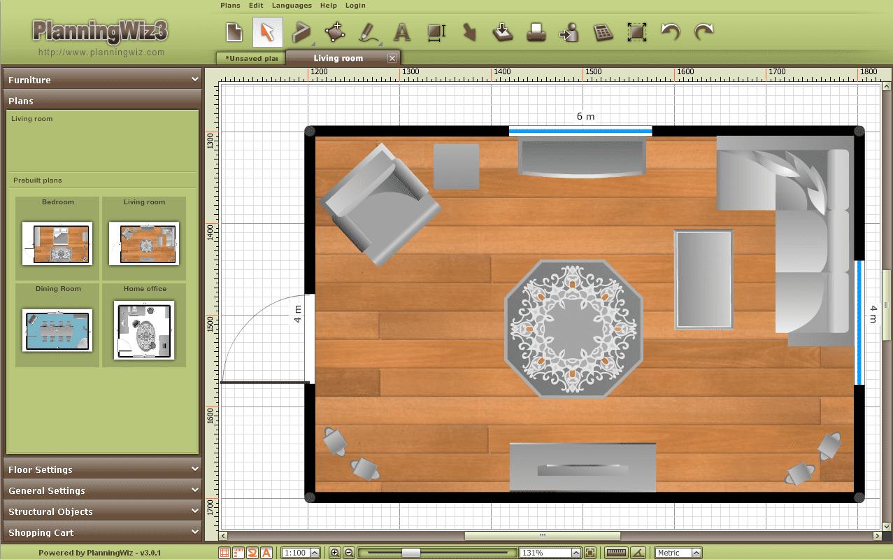 Utilizar un simulador de ambientes for Simulador decoracion