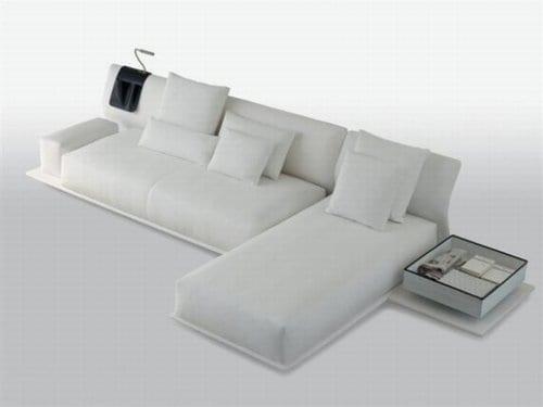 El sofá-cama Night and Day de Patricia Urquiola