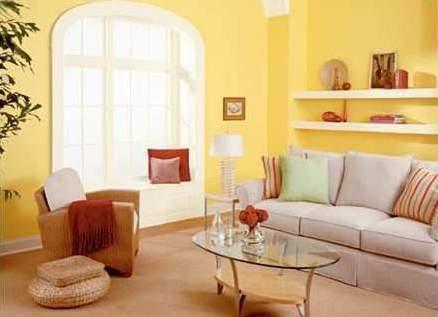 casa amarillo