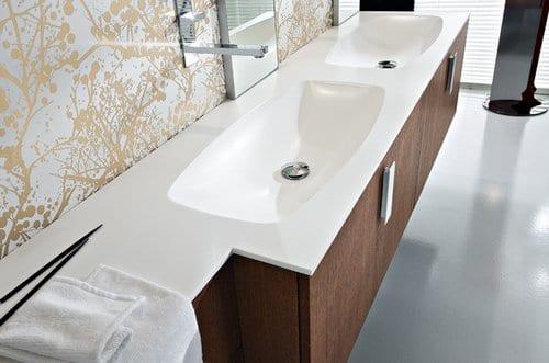 Baño funcional y espacioso