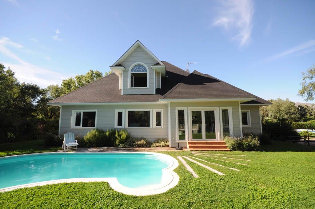 Casas canadienses for Canexel construcciones