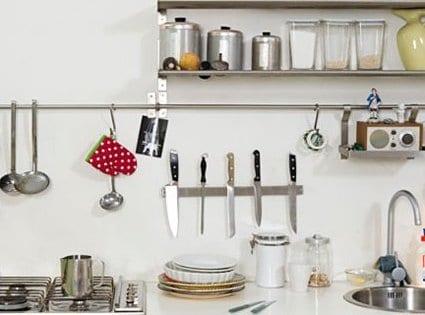 Decora tu cocina con poco dinero for Accesorios para cocinas pequenas