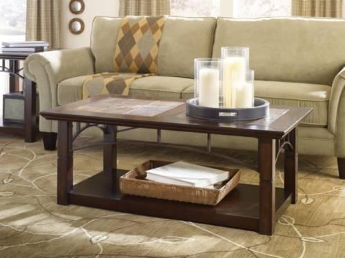 Consejos para escoger la mesa del living for Mesas de living