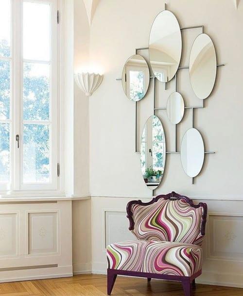 espejos formas creativas
