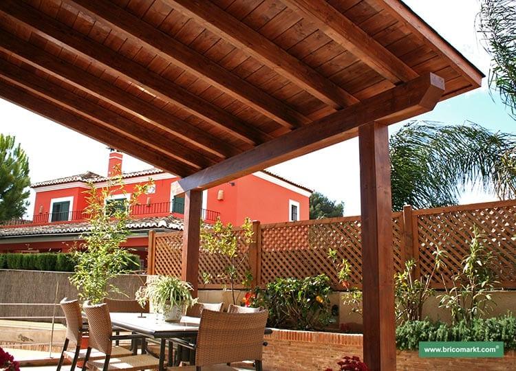 Toldos porches y p rgolas la mejor opci n para tu terraza - Toldos para patios precios ...