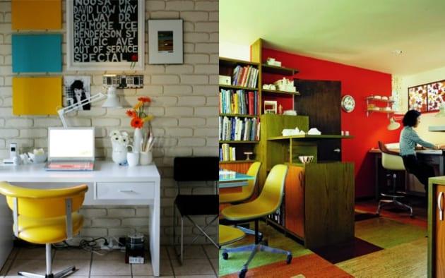 Decorar la oficina de forma divertida y funcional for Como decorar una oficina pequena de trabajo