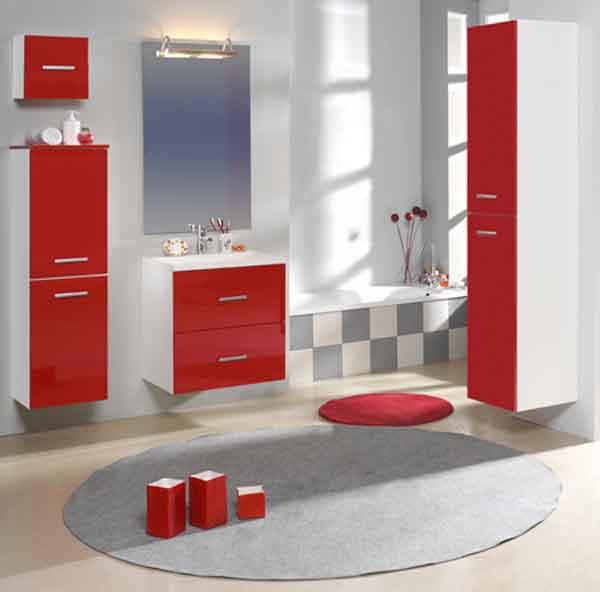 Mobiliario para baño