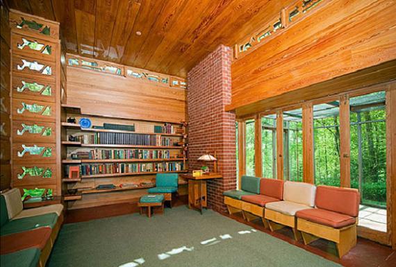 Las casas Usonia de Frank Lloyd Wright