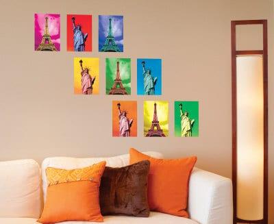 decorar el hogar con estilo pop art
