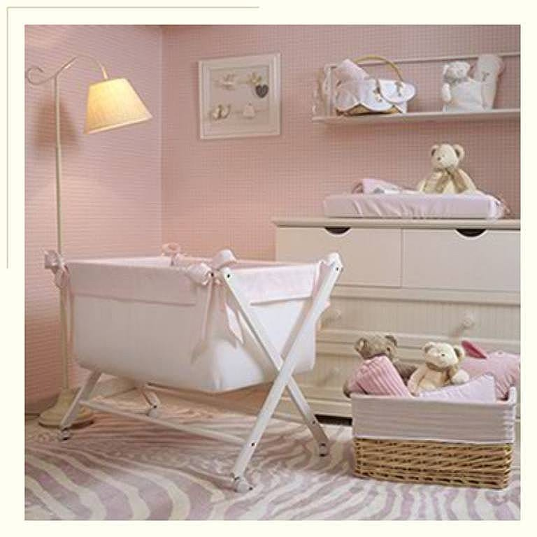 Decoracin de la habitacin de bebs