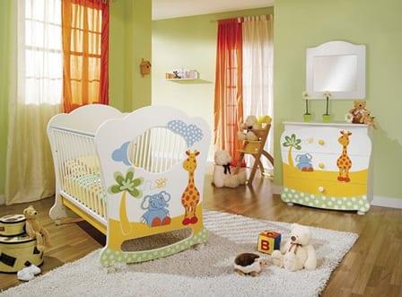 Decoracion De La Habitacion De Bebes - Bebes-decoracion