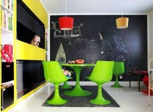 Ideas para la decoración de una sala de juegos