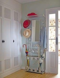 Ideas para la decoración de un recibidor