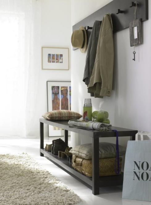 ideas para la decoracin de un recibidor - Ideas Recibidor